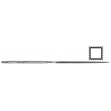 LA 2408-180MM-0   Needle Square File