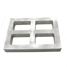 150X110X30MM 2Division Mould Frame