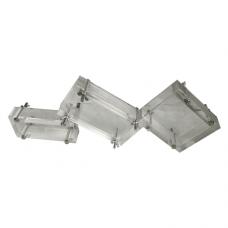 Acrylic Liqua Cast Frame 70x150MM