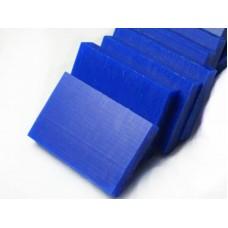 1/2 POUND BLOCK BLUE