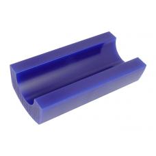 CA2899-Blue Matt Wax For Bracelet
