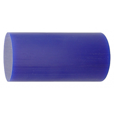 DRB-4 ROUND BLUE BAR FERRIS WAX