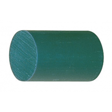 DRB-4 ROUND GREEN BAR FERRIS WAX