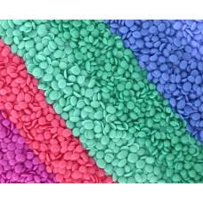 KC3250 Aqua  Wax Beads(Green)