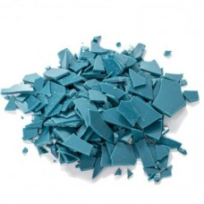Aqua Flakes Torquise Blue-Kerr
