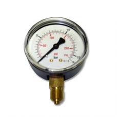 PRESSURE GAUGE FOR LSE-6 STEAM CLEANER