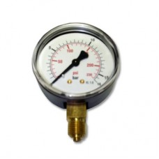 LSE-6 PRESSURE GAUGE REGULATOR