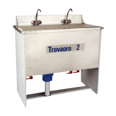 Trovaoro-2 Washbasin With pump