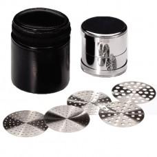 I.D Style 47 mm 42 Plates (Titanium) Sieves