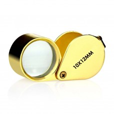 Four Elements 10x-12MM Gold Loupe