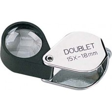 Doublet 15x-18MM Loupe