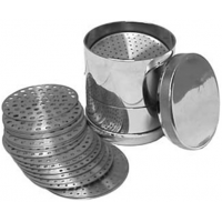 Steel 48 mm 24 Plates Sieves