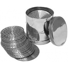 Steel 47 mm 42 Plates Sieves