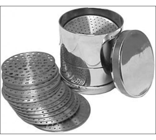 Steel 48 mm 42 Plates Sieves
