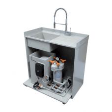Under Sink Filtering System Plant