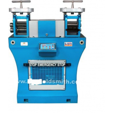"Double Head Electric Rolling Mill-RMDH 4""x 2...."