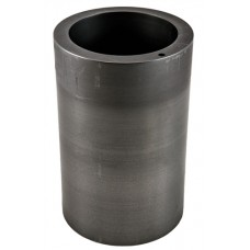 Graphite crucible for granulating