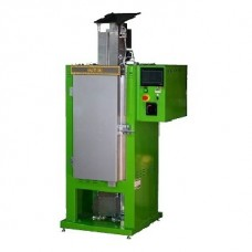 RBF-S Compact Size Rotating Burnout Furnace
