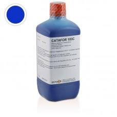 CATAFOR 103C BLUE COLOR BATH