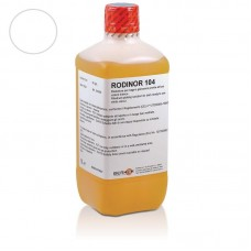 RODINOR 104 WHITE COLOR RHODIUM SOLUTION BATH