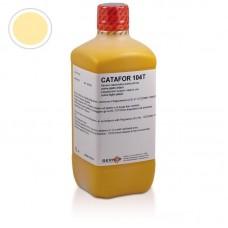 CATAFOR 104T LIGHT YELLOW COLOR BATH