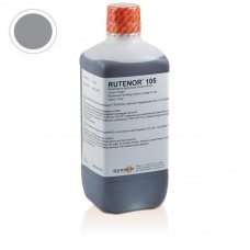 RUTENOR 105 GRAY COLOR RUTHENIUM SOLUTION BATH