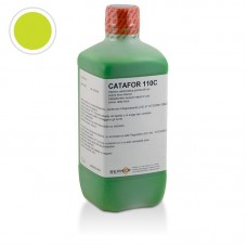 CATAFOR 110C LIME GREEN COLOR BATH