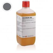 RODINOR 202 BLACK COLOR RHODIUM SOLUTION BATH