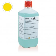 AURICOR 502N YELLOW COLOR 18KT DIPPING