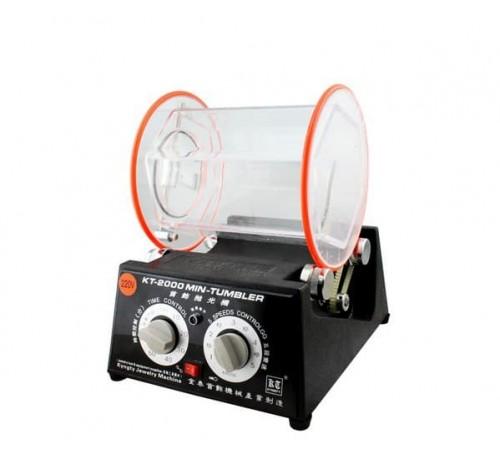 KT 2000 Rotary Tumbler Machine