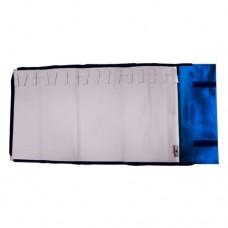 Big Light Blue Color Chain Pouch LP003