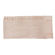 Big Beige Color Chain Pouch BP003