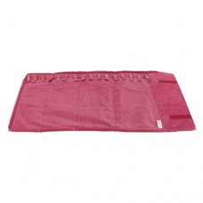 Big Maroon Color Chain Pouch BP003