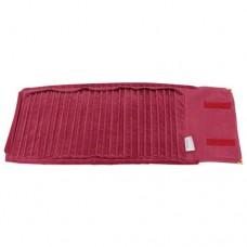 Velvet Maroon Color Bracelet Pouch