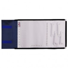 Small Dark Blue Color Mix Pouch LP010