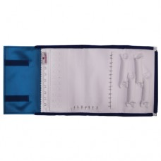 Small Light Blue Color Mix Pouch LP010