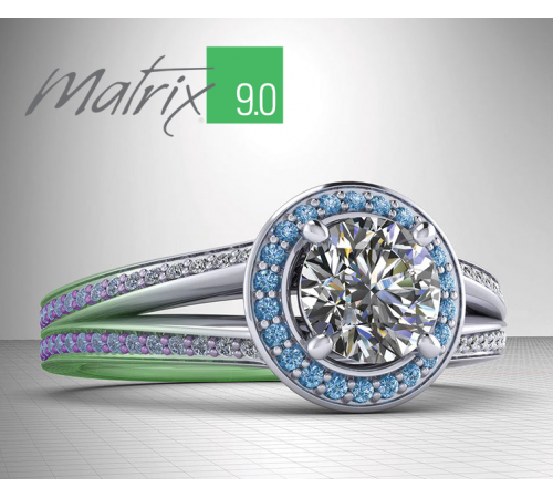 Matrix V9.0 Jewellery Design Software