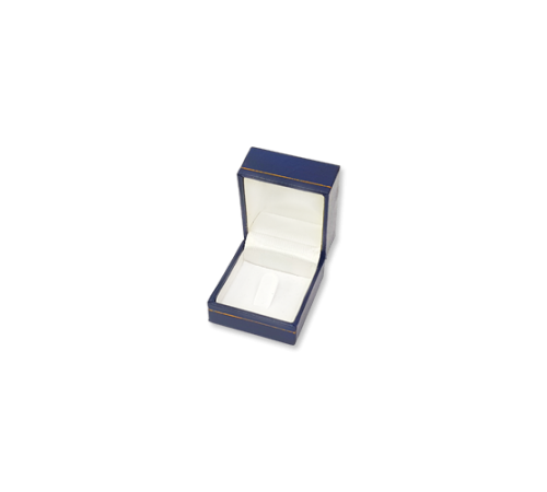 Suede Ring Box- A01 Blue/Black/Red