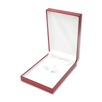 Suede Half Set Box- A10 Red/Black/Blue
