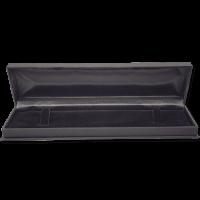Suede Bracelet Box- B15 Black/Blue/Red