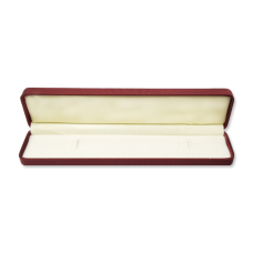 Suede Bracelet Box- C15 Red/Black/Blue