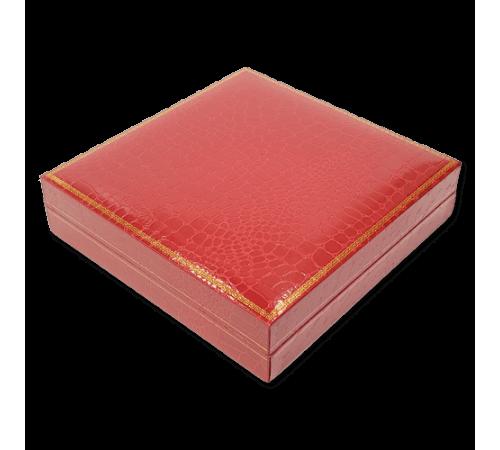 Suede Medium Full Set Box- D30 Red/Black/Blue