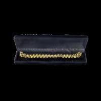 Velvet Bracelet Box - Black