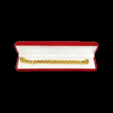 Velvet Bracelet Box - Red