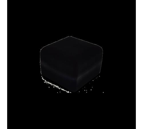 Velvet Bangle & Watch Box - Black