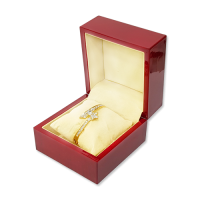 Wooden Bangle & Watch Box- W420 Beige