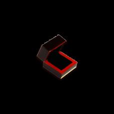 Wooden Ring Box- W101 Black