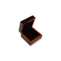 Wooden Bangle & Watch Box- W120 Black