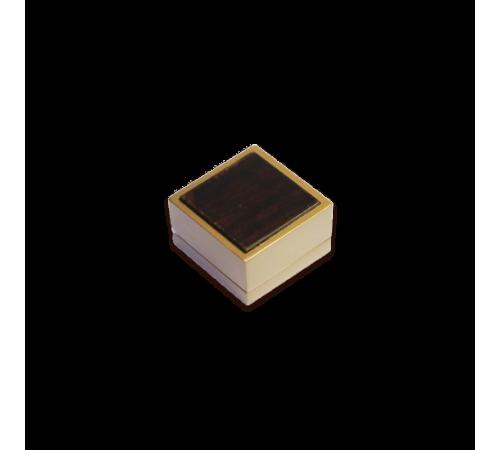 Wooden ring Box- W201 Black