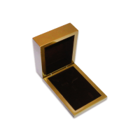 Wooden Half Set Box- W210 Brown